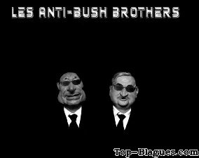 les anti bush brothers